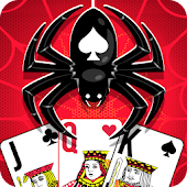 Spider Solitaire : Kartenspiel icon