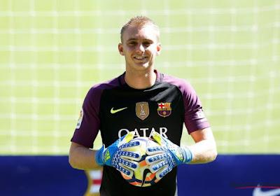 Cillessen wil volgens Marca weg bij Barcelona