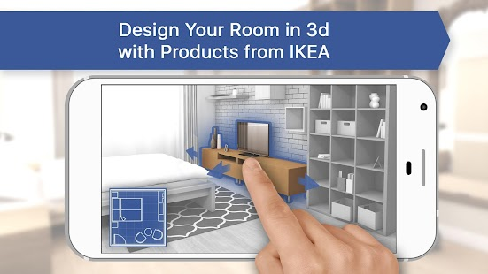 Room Planner: Home & Interior Design for IKEA - náhled