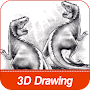 3D Drawing APK icon