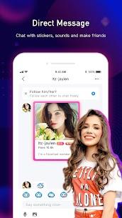 FaceCast:Make New Friends – Meet & Chat Livestream 4