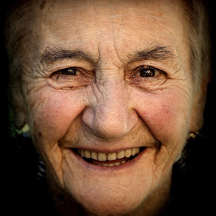 by Aleksandar Milosavljević - People Portraits of Women ( pwcfaces, senior citizen, face, people, pwc faces,  )