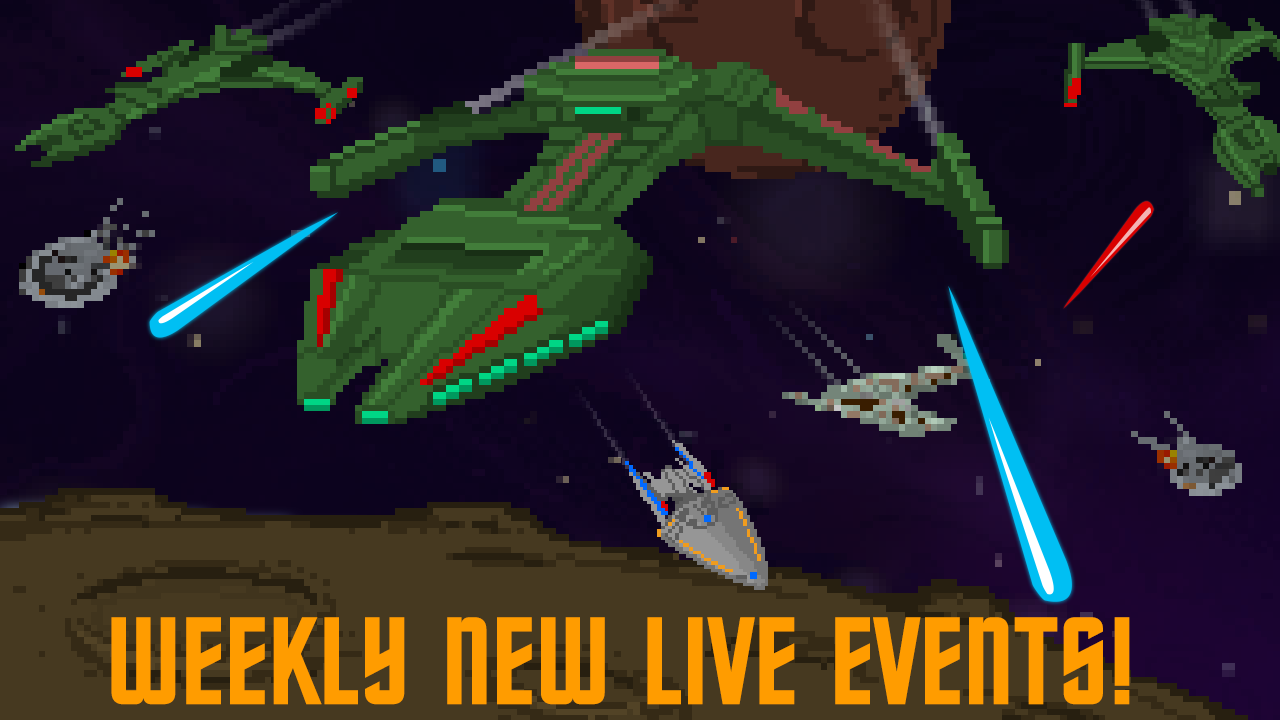 Star Trek™ Trexels- screenshot