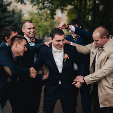 Wedding photographer Vladimir Peskov (peskov). Photo of 17.12.2017