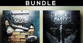 Poster Mock-Up Bundle