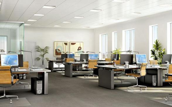 thiết kế và thi công nội thất văn phòng uy tín, chuyên nghiệp