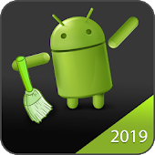 Ancleaner, Android cleaner. icon