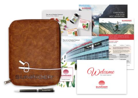 image of Sunrider International Starter Kit