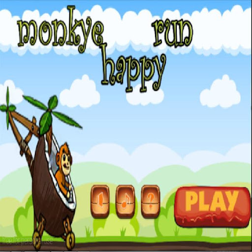 monkye happy run