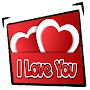 I Love You ❤ Love Messages With Romantic Images APK icon