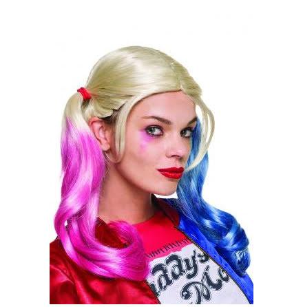 Peruk, Suicide Squad Harley Quinn