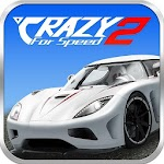 Crazy for Speed - racing games Icon