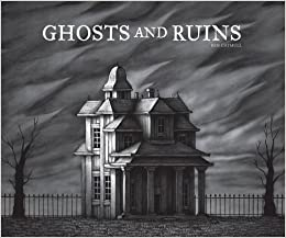 Ghost and Ruins comic cover