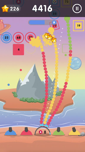 Bubbles Cannon android2mod screenshots 4