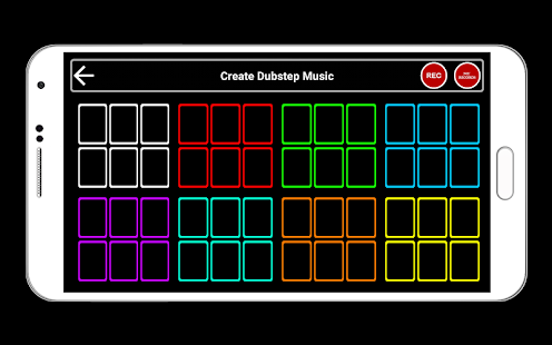 Create Dj Dubstep Music - náhled