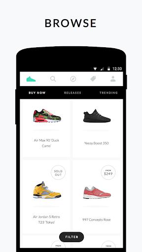 GOAT - Sneaker Marketplace