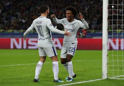 Le retour mouvementé de Hazard et Courtois depuis Bakou