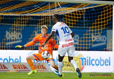 Waasland-Beveren prolonge un jeune gardien
