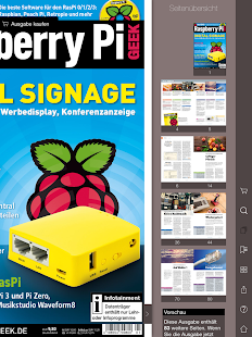 Raspberry Pi Geek- screenshot thumbnail
