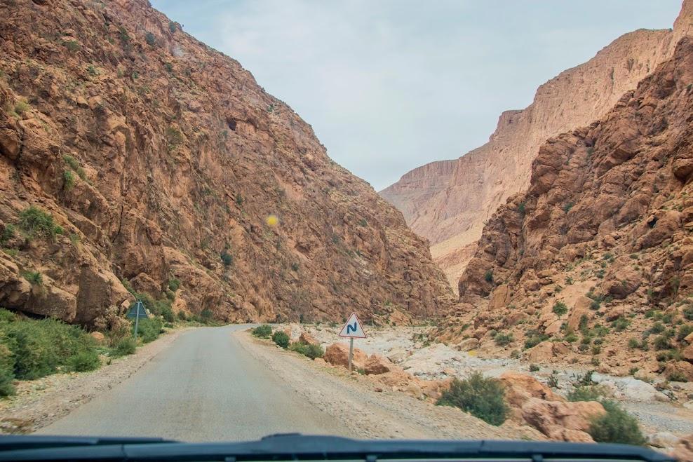 kloof-marokko