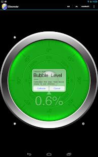 App Clinometer + bubble level APK for Windows Phone