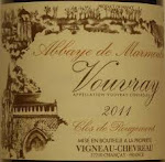 Marmoutier Vouvray