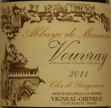 Logo for Vouvray