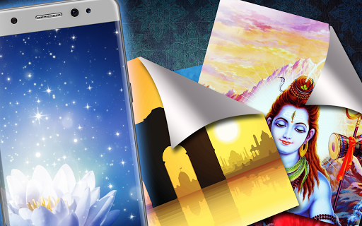 Hindu Gods Live Wallpapers 1.3 screenshots 8