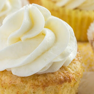 Coconut Buttercream Frosting.