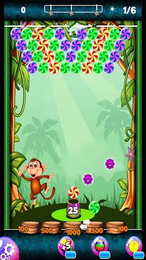 キャンディ猿バブルポップ2016