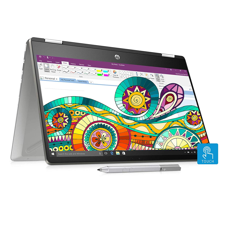 HP Pavilion x360 14-dh0107TU Laptop
