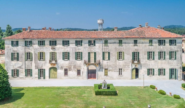 Villa avec jardin et terrasse Verzago