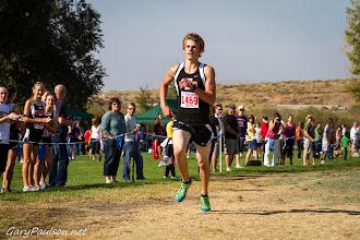 Photo: High School Boys - 2 Mile Pasco Bulldog XC Invite @ Big Cross  Buy Photo: http://photos.garypaulson.net/p903385079/e457a0f62