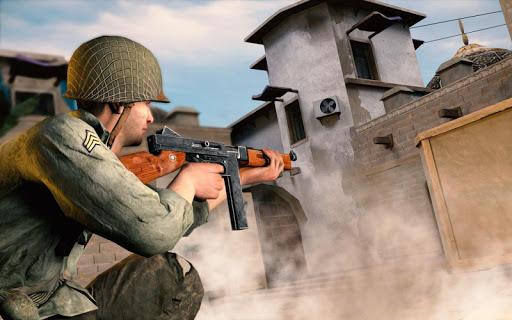 Frontline World War II Battle 1.0 Screenshots 5