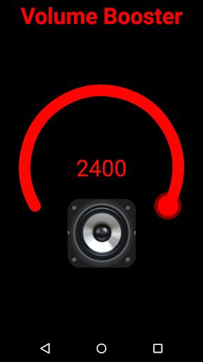 Volume Booster 1.3.6 screenshots 5