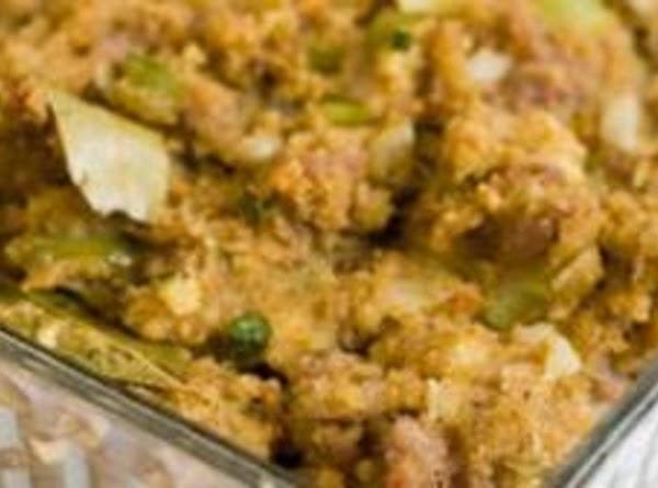 Cornbread-sage Dressing Recipe