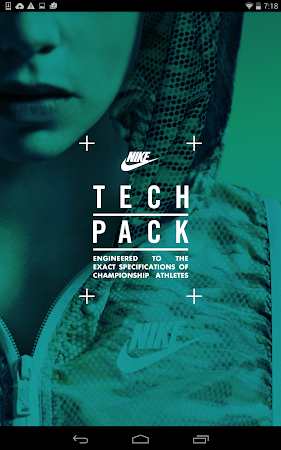 Nike Tech Pack 1.0.1 screenshot 77778