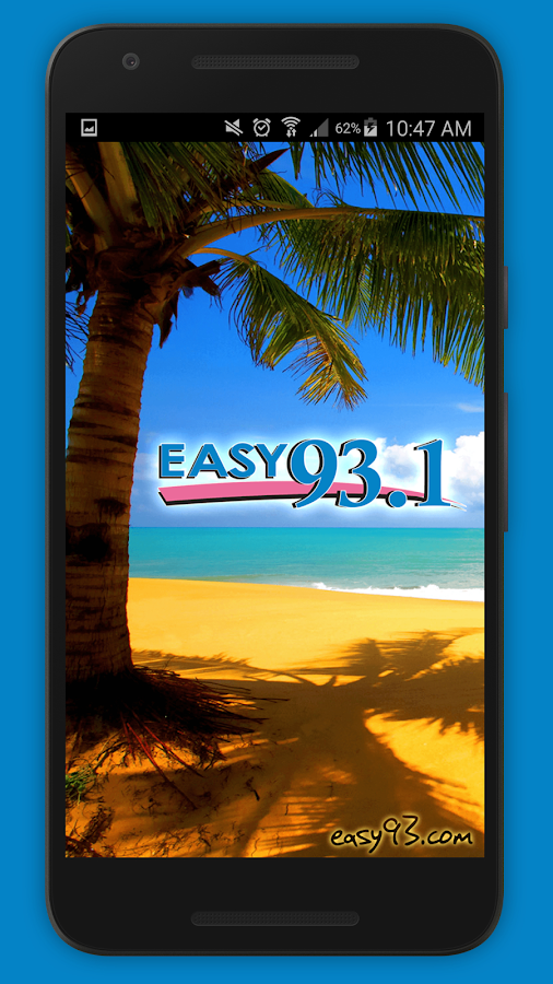EASY 93.1- screenshot