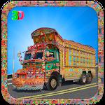 Cargo Truck Simulator CPEC Driver 2018 – Pak China Icon
