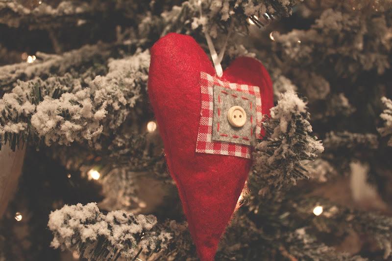 christmas heart di amoled