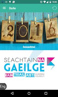 Seachtain na Gaeilge 2016 screenshot