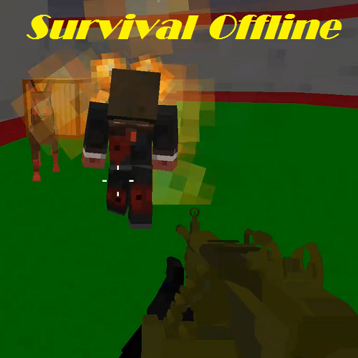 Combat Pixel SWAT  & Zombies Offline (game)