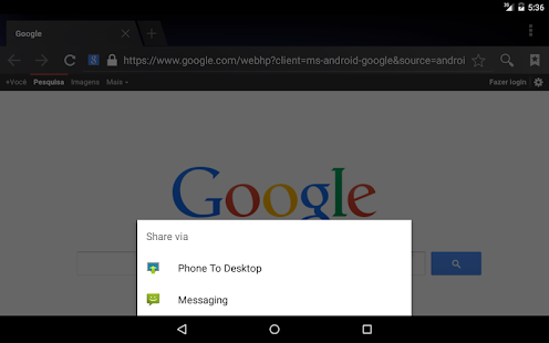 Phone To Desktop- screenshot thumbnail