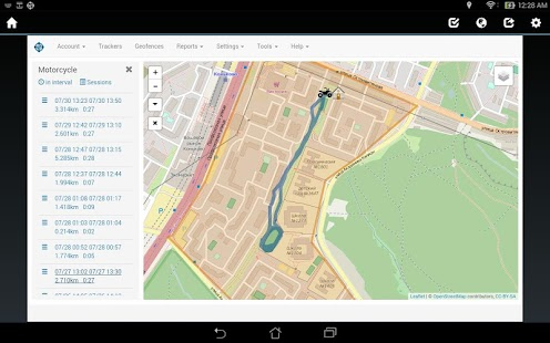 GPS Tracker and Beacon- screenshot thumbnail