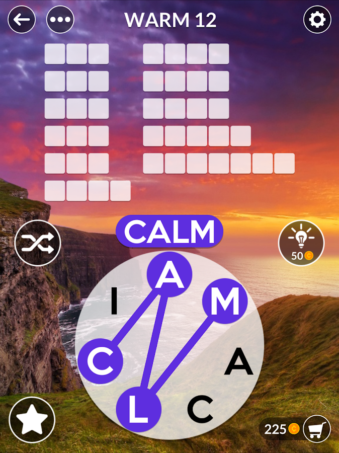 Wordscapes Uncrossed- screenshot