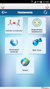 İzmir Göğüs H. Hastanesi Mobil screenshot 9