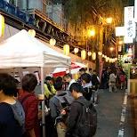 Nonbei Yokocho in Shibuya - hidden alleyway with bars in Tokyo, Tokyo, Japan