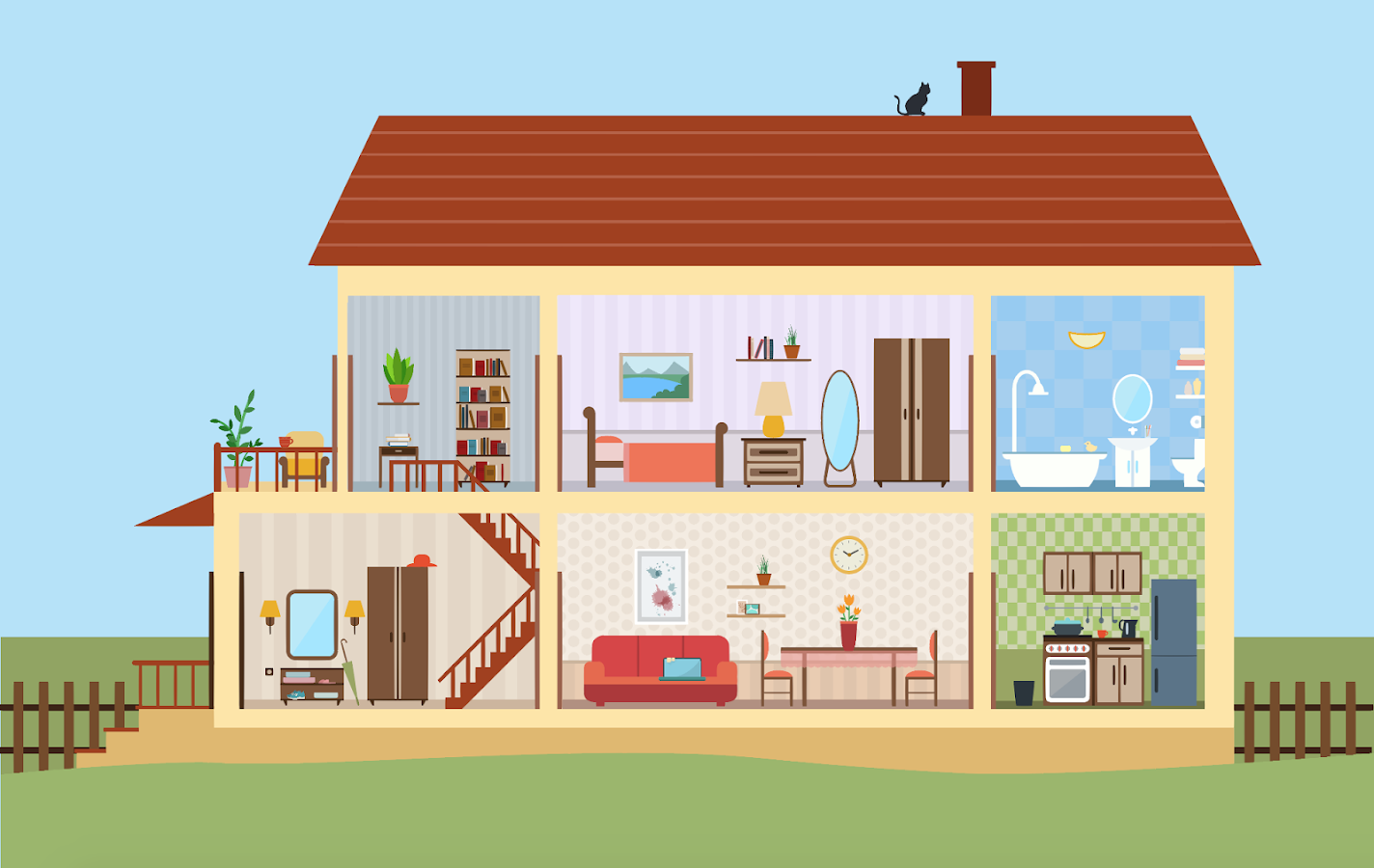 Home Decoration Games Free Screenshot