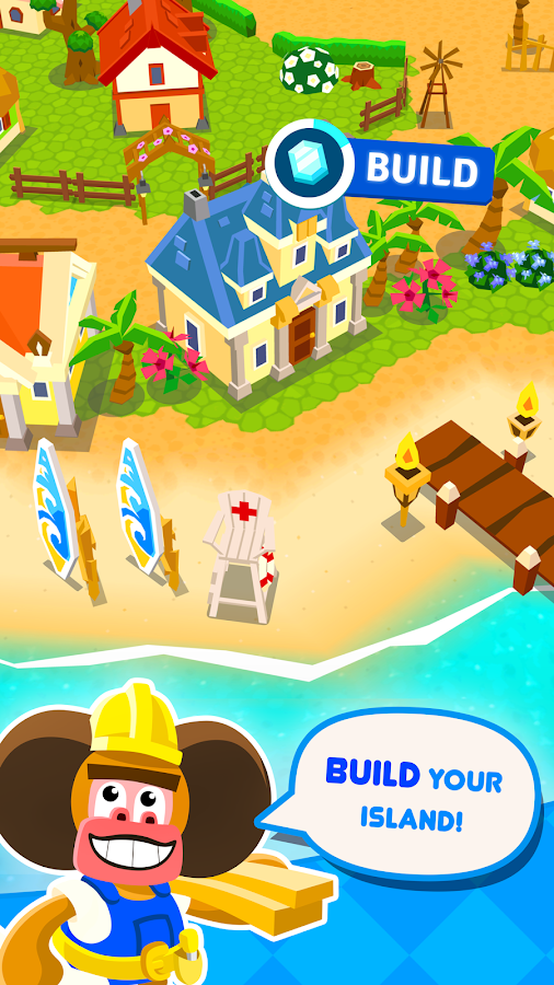 Castaway Home Designer- screenshot