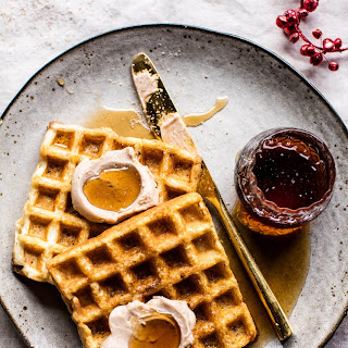 Fruit Topping Waffles Recipes